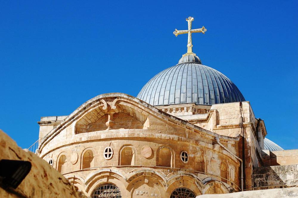Church of Holy Sepulcher Jerusalem main photo
